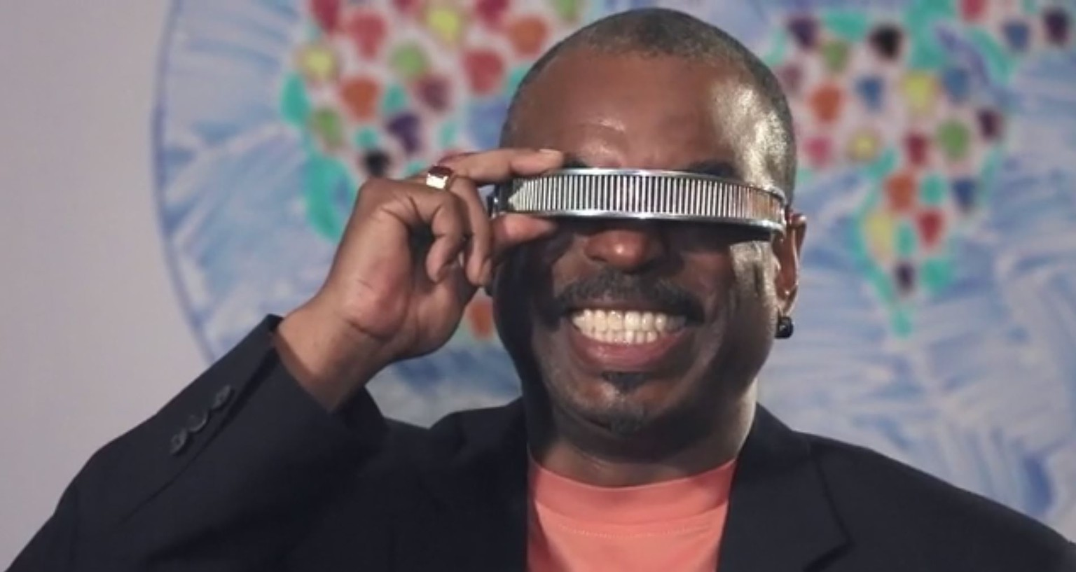 LeVar Burton, Star Trek, Reading Rainbow, Geordi La Forge