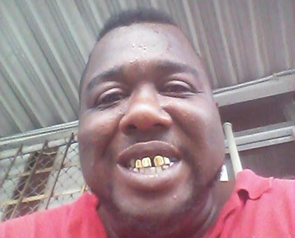 Alton Sterling, who was shot dead by police in Baton Rouge, Louisiana, U.S. on July 5, 2016, is seen in an undated photo posted on his Facebook account. Alton Sterling via Social Media/Handout via Reuters       ATTENTION EDITORS - THIS IMAGE WAS PROVIDED BY A THIRD PARTY. EDITORIAL USE ONLY.NO RESALES. NO ARCHIVE.THIS PICTURE WAS PROCESSED BY REUTERS TO ENHANCE QUALITY. AN UNPROCESSED VERSION HAS BEEN PROVIDED SEPARATELY.     TPX IMAGES OF THE DAY