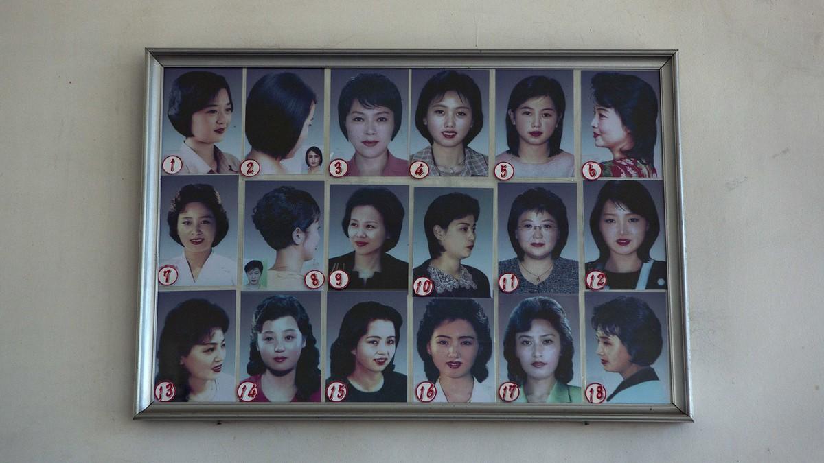 Wir präsentieren: Die paar Frisuren, die in Nordkorea erlaubt sind