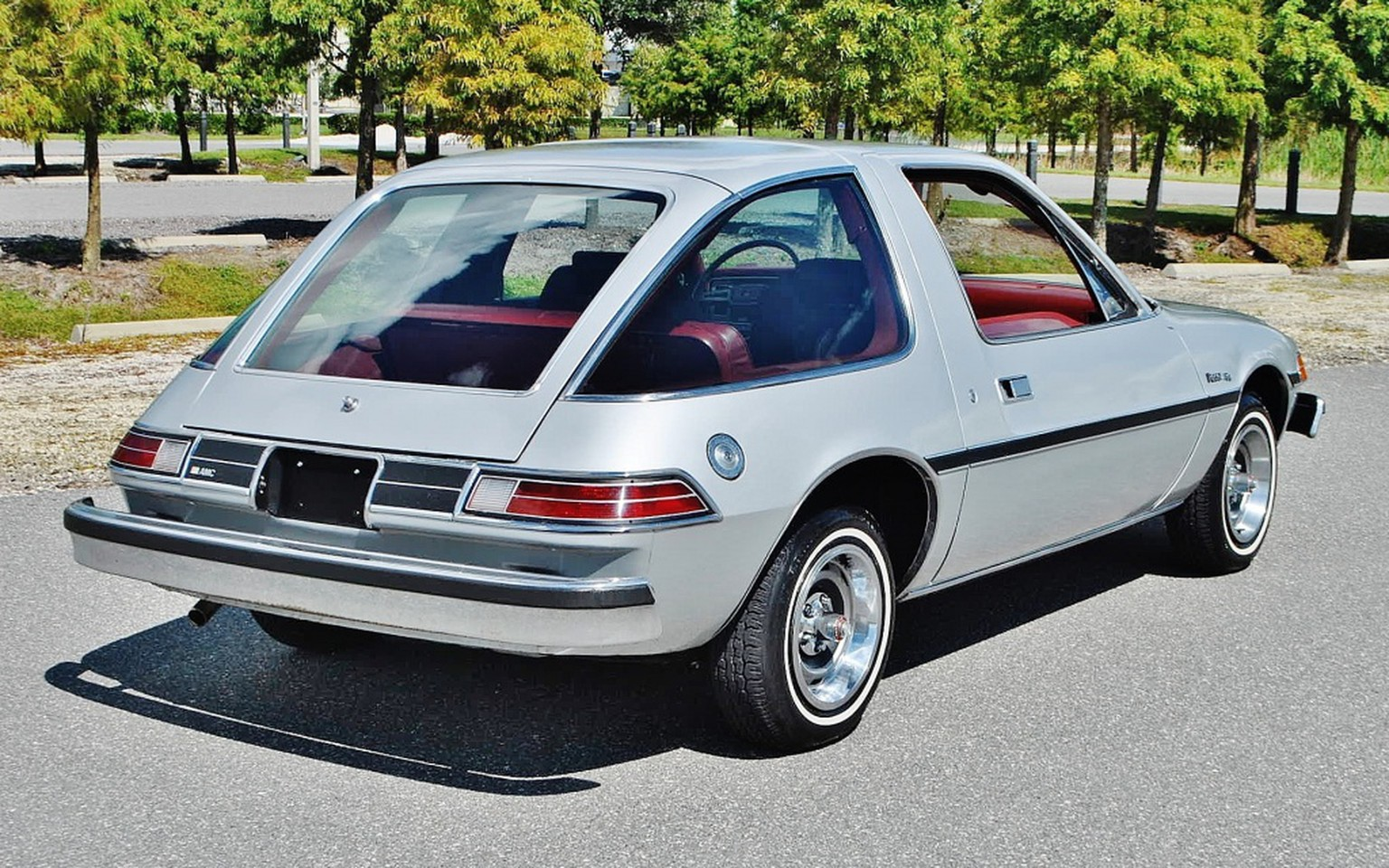 amc pacer USA auto kompaktauto 1970er https://barnfinds.com/37k-mile-1978-amc-pacer/