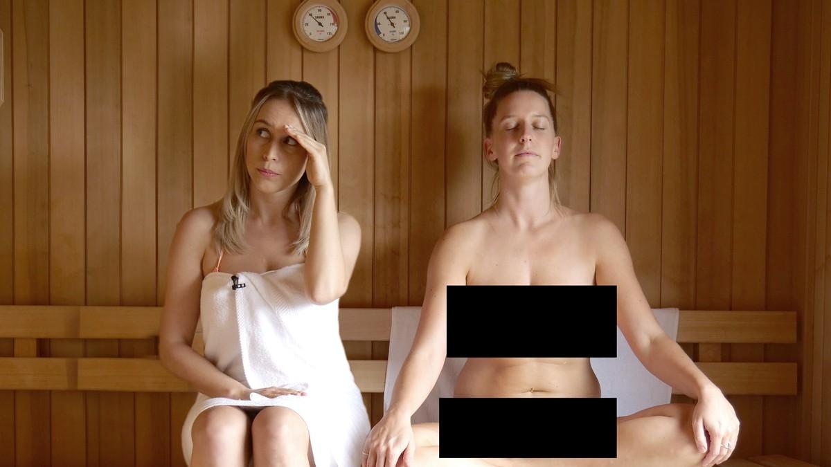 umkleidekabinen nackt menschen
