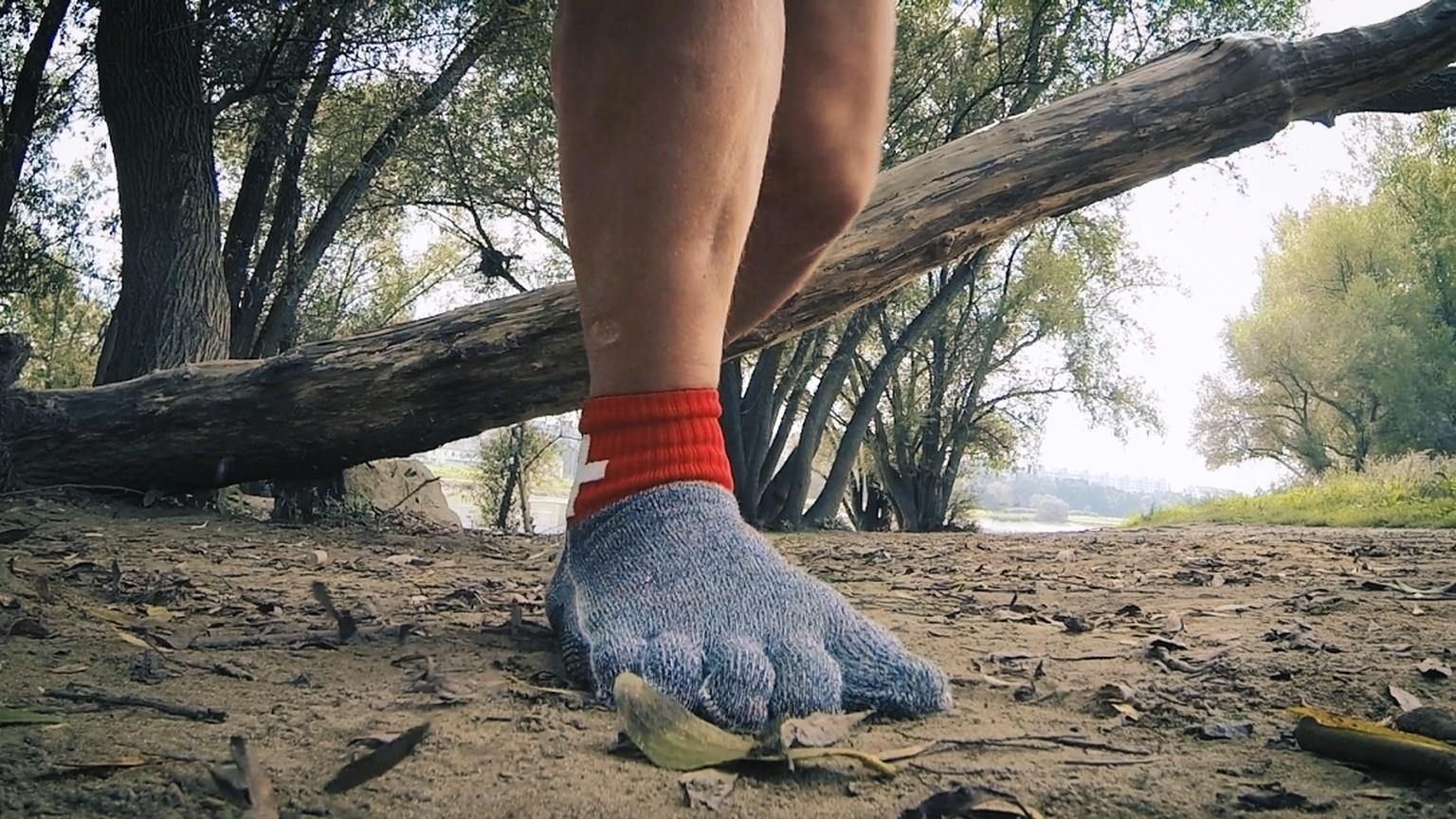 lacer dans marque célèbre obtenir pas cher Ces super chaussettes suisses sont plus résistantes qu'un ...