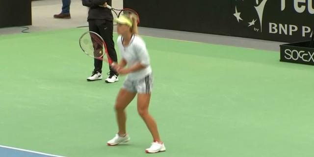 Angelique Kerber ist die neue Nummer Eins der Tennis