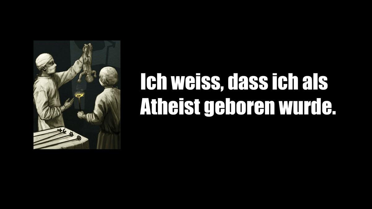 Claude Cueni 12 Bekenntnisse Für Atheisten Watson